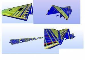 Dragt Houtkonstruktie b.v. BIM-model-16-woningen-300x212
